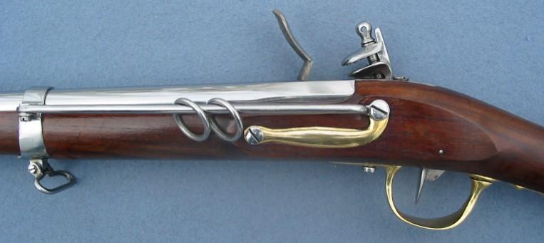 French 1777/ANIX Flintlock Carbine: Shop Military Goods in Calgary