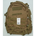 GI Spec 3-Day Back Pack, (Coyote Green)