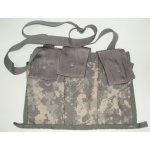 US Issue Bandoleer Ammunition Pouch, MOLLE II, ACU