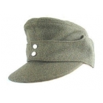 Army/Waffen S.S. Field Grey M43 Cap