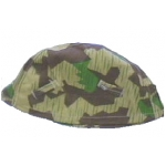 Luftwaffe Tan Splinter Camo Helmet Cover