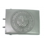 Army Enlisted Man's Belt Buckle