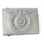 Waffen S.S. Enlisted Man's Belt Buckle