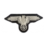 Waffen SS  Enlisted Man's Sleeve Eagle