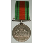 Defence Medal, (British Issue)