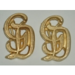 G.D. Cyphers in Gold, (Officers)
