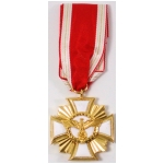 N.S.D.A.P. 25 Year Long Service Cross