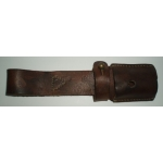 Yugoslavian Mauser Leather Frog, (orig)