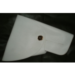 Browning H.P Holster, (Parade White)