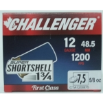 "12 Gauge 1 3/4"" 7-1/2 Shot (20rds) $24.95"