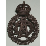 Canadian Dental Corps, (Bronzed)