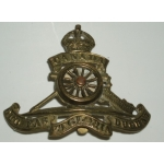 WWI Royal Canadian Artillery, (Moving Wheel)