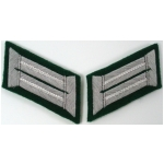 Army Infantry Officer's Collar Tabs