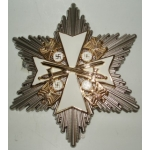 Eagle Order, 2nd Class, Breast Star