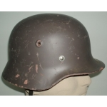 Finnish M40/55 WWII German Type Helmet