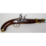 French 1766 Flintlock Cavalry Pistol