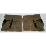 WWII German Mkb42 , (MP44), Magazine Pouches