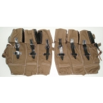 WWII German Stg 44 Magazine Pouches