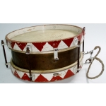 WWII German Drum, (original)
