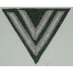Army/Waffen SS 2 Stripe Rank Chevron
