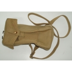 Auxillary Pouch & Yoke Strap, (Canadian Issue)