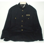 R.C.A.S.C , (G V) Blue Patrol Officer's Tunic, (Named, 1936 dated)