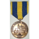 US West Indies Campaign Medal - Navy
