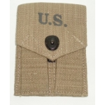 US 1911 .45cal Web Double Mag Pouch