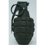 US WWII Type Dummy Pineapple Grenade, ($29.95)