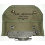 US M1 Garand Grenade Sight & Pouch, (1944)