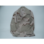 US 3 Colour Desert Pattern Shirt/Jacket, (original)