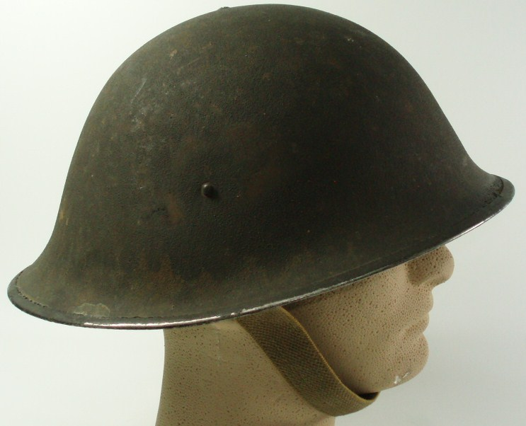 how to know if a ww2 helmet is fake